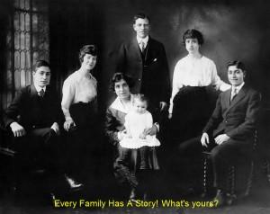 Moffatt family 1920