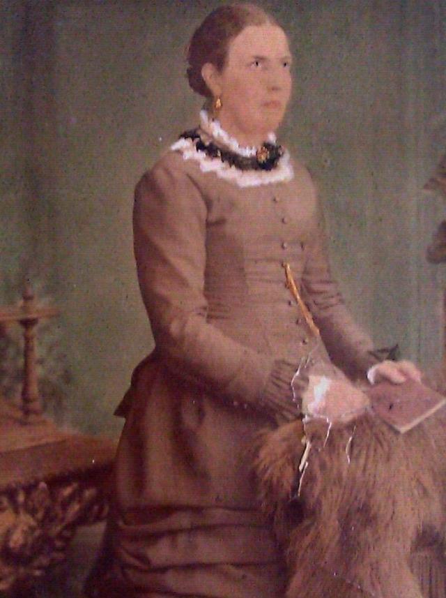 Mary Macdonald 1857- Liverpool