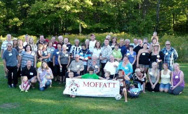 Moffatt Reunion 2011 photo